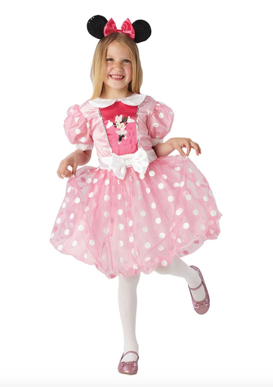 Skærmbillede 2018 12 15 kl. 16.02.05 - Minnie Mouse kostume til børn
