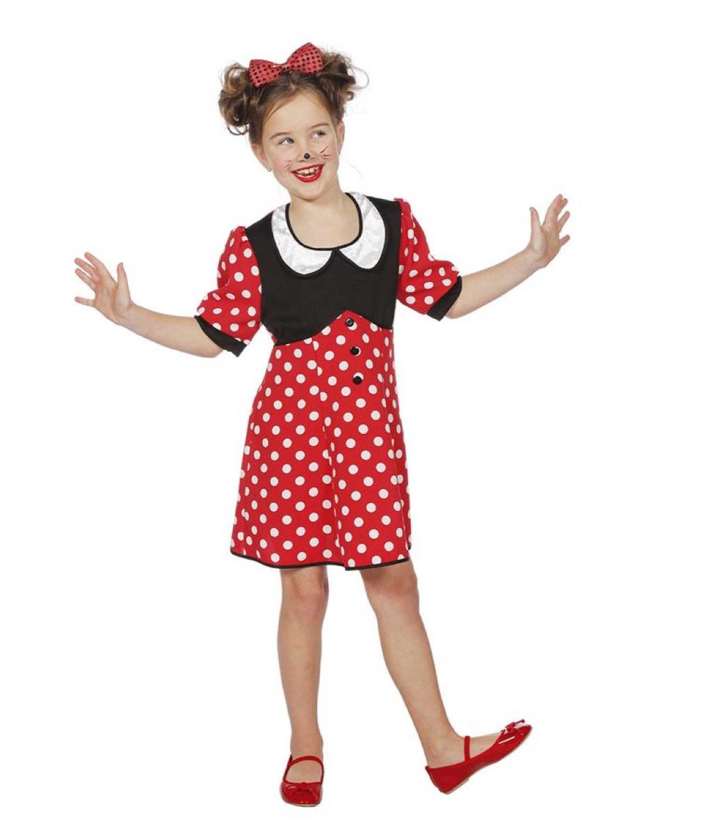 Skærmbillede 2018 12 15 kl. 16.04.47 - Minnie Mouse kostume til børn