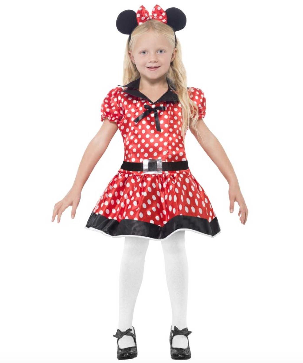 Skærmbillede 2018 12 15 kl. 16.06.49 - Minnie Mouse kostume til børn