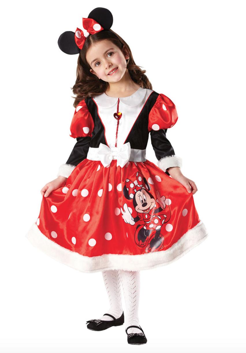 Skærmbillede 2018 12 15 kl. 16.08.47 - Minnie Mouse kostume til børn