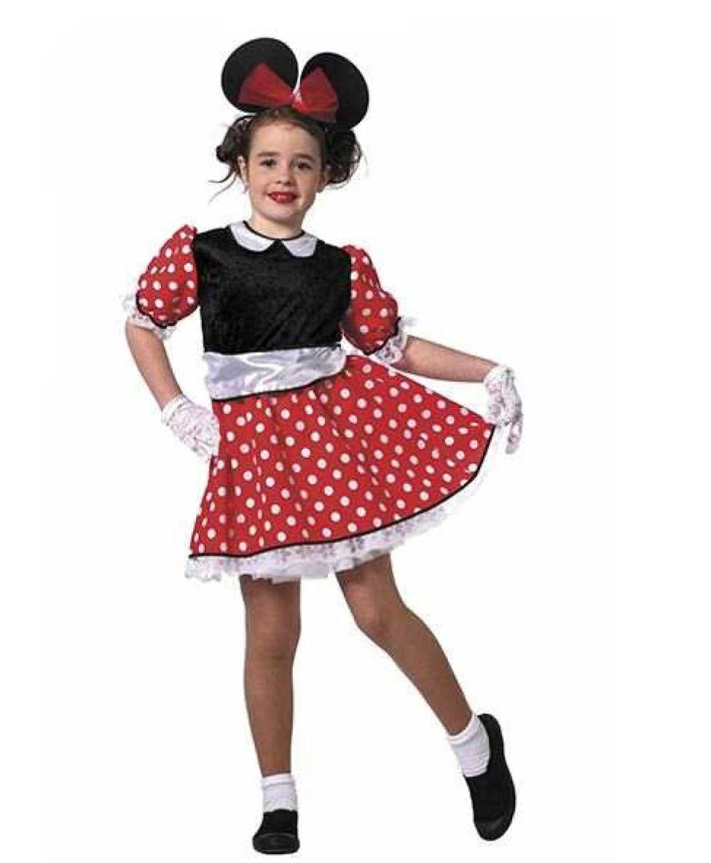Skærmbillede 2018 12 15 kl. 16.11.12 - Minnie Mouse kostume til børn