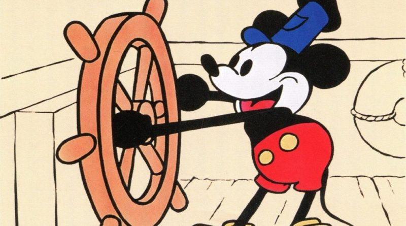 Mickey mouse fakta
