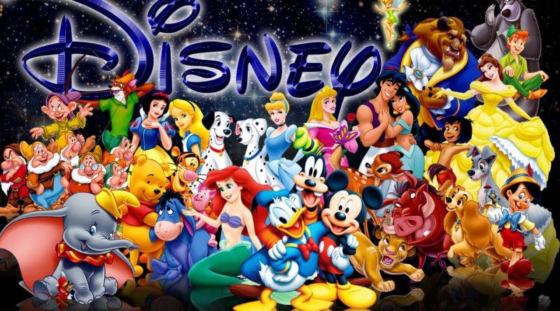 Disney voksen puslespil
