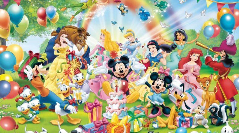 Hvilken Disney sang er din favorit?