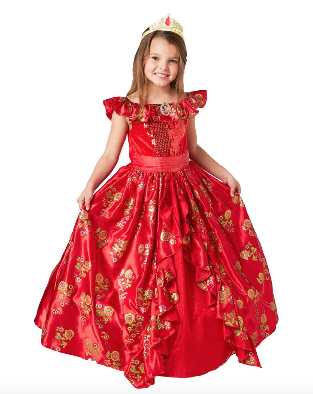 Skærmbillede 2018 12 10 kl. 19.13.01 - Disney prinsesse kostume til børn