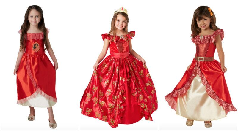 Elena fra Avalor kostume til børn