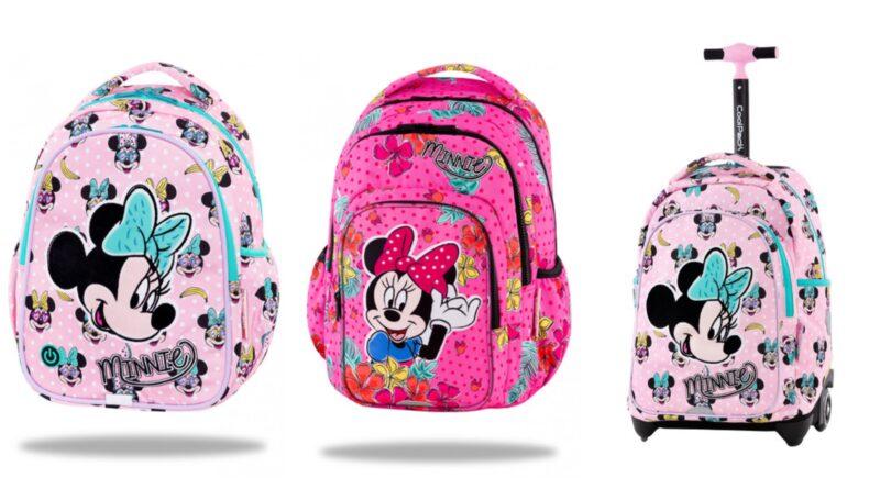 minnie mouse skoletaske, minnie mouse skoletaske med hjul, minnie mouse rygsæk til skolebrug, minnie mouse rygsæk, minnie Mouse skoletasker, disney skoletasker til piger, disney skoletasker med hjul,