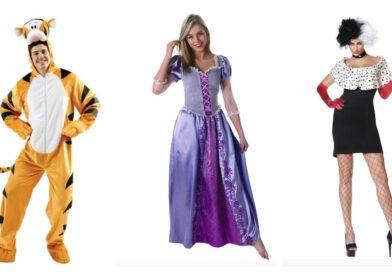 Disney kostume til voksne