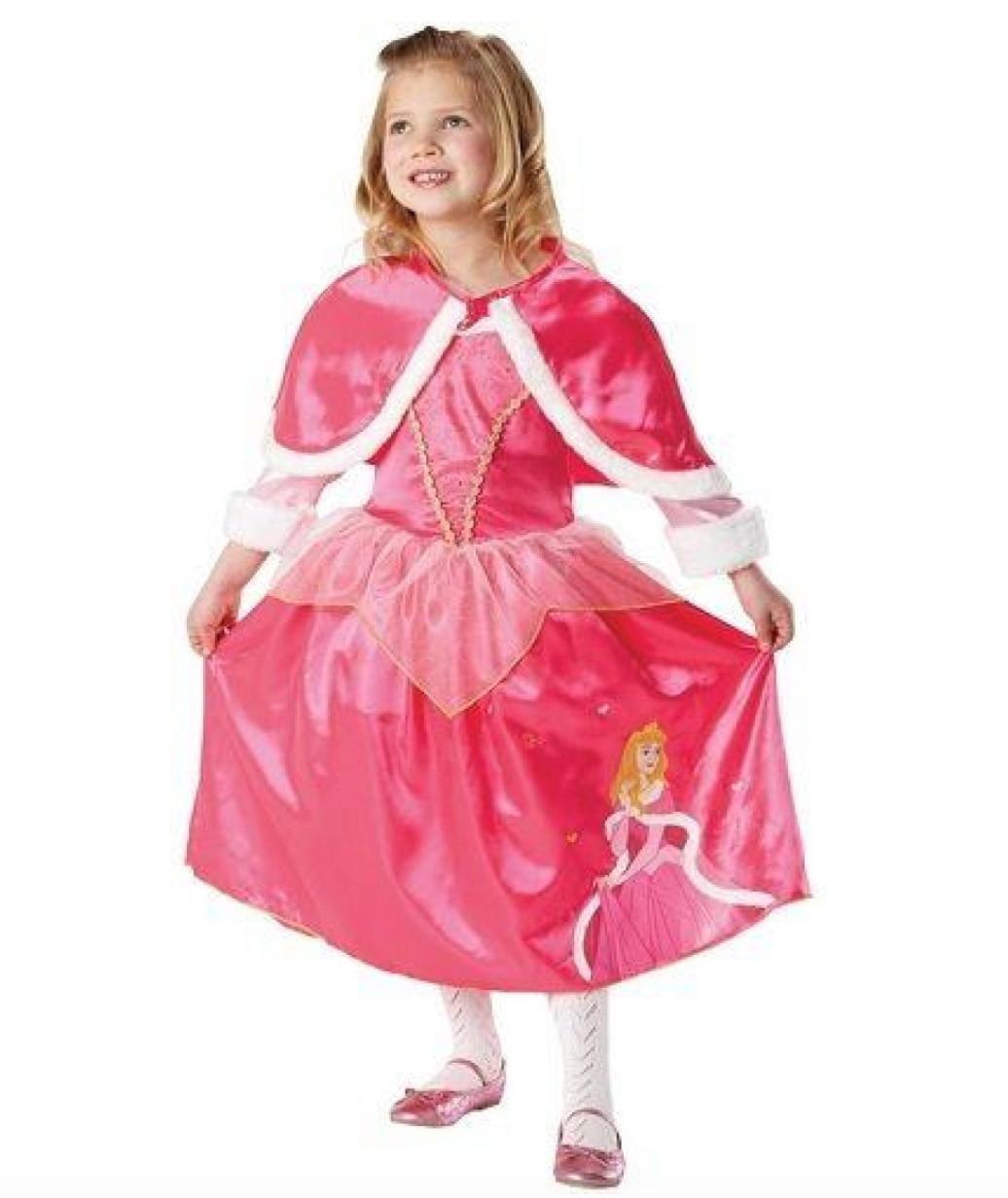 Skærmbillede 2018 01 10 kl. 23.30.03 - Tornerose kostume til børn