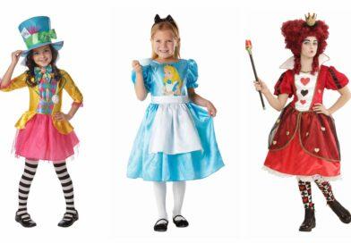 Alice i Eventyrland kostume til børn