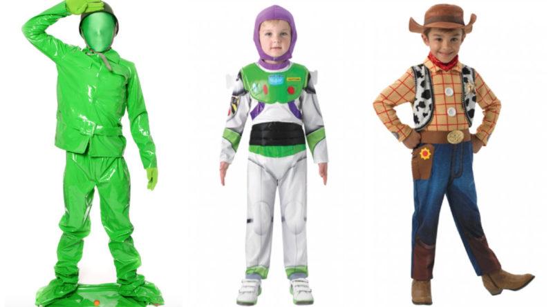toy story kostume til børn, toy story udklædning til børn, alletiders disney, disney kostume til børn, disney børnekostumer