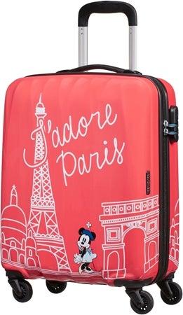 Minnie mouse børnekuffert - Minnie Mouse kuffert