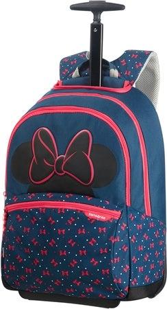 Minnie mouse rygsæk med hjul - Minnie Mouse kuffert