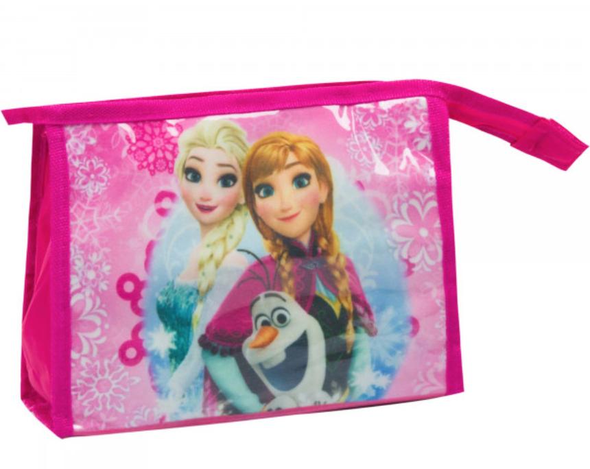 frost toiletaske - Disney toilettaske til børn