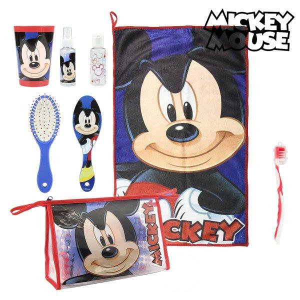 mickey mouse toilettaske sæt - Disney toilettaske til børn