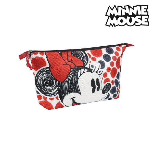 minnie mouse retro toilettaske til børn - Disney toilettaske til børn