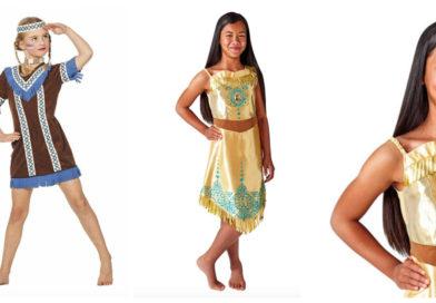 Pocahontas kostume til børn