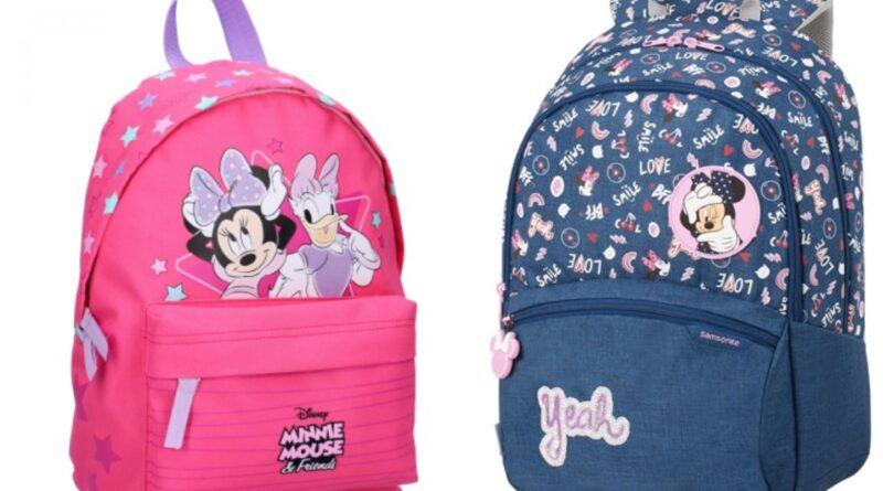 minnie mouse rygsæk, minnie mouse taske, minnie mouse børnerygsæk, minnie mouse børnehavetaske, minnie mouse tasker, minnie mouse skoletaske, minnie mouse gaver, minnie mouse rygsække