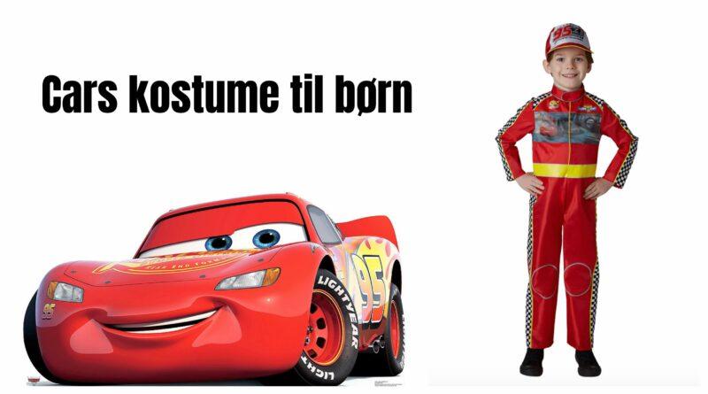 Cars kostume til børn, cars udklædning til børn, cars tøj til børn, cars dragt til børn, mcqueen kostume til børn, mcqueen udklædning til børn, cars 3, cars kostumer, cars børnekostumer, alletiders disney