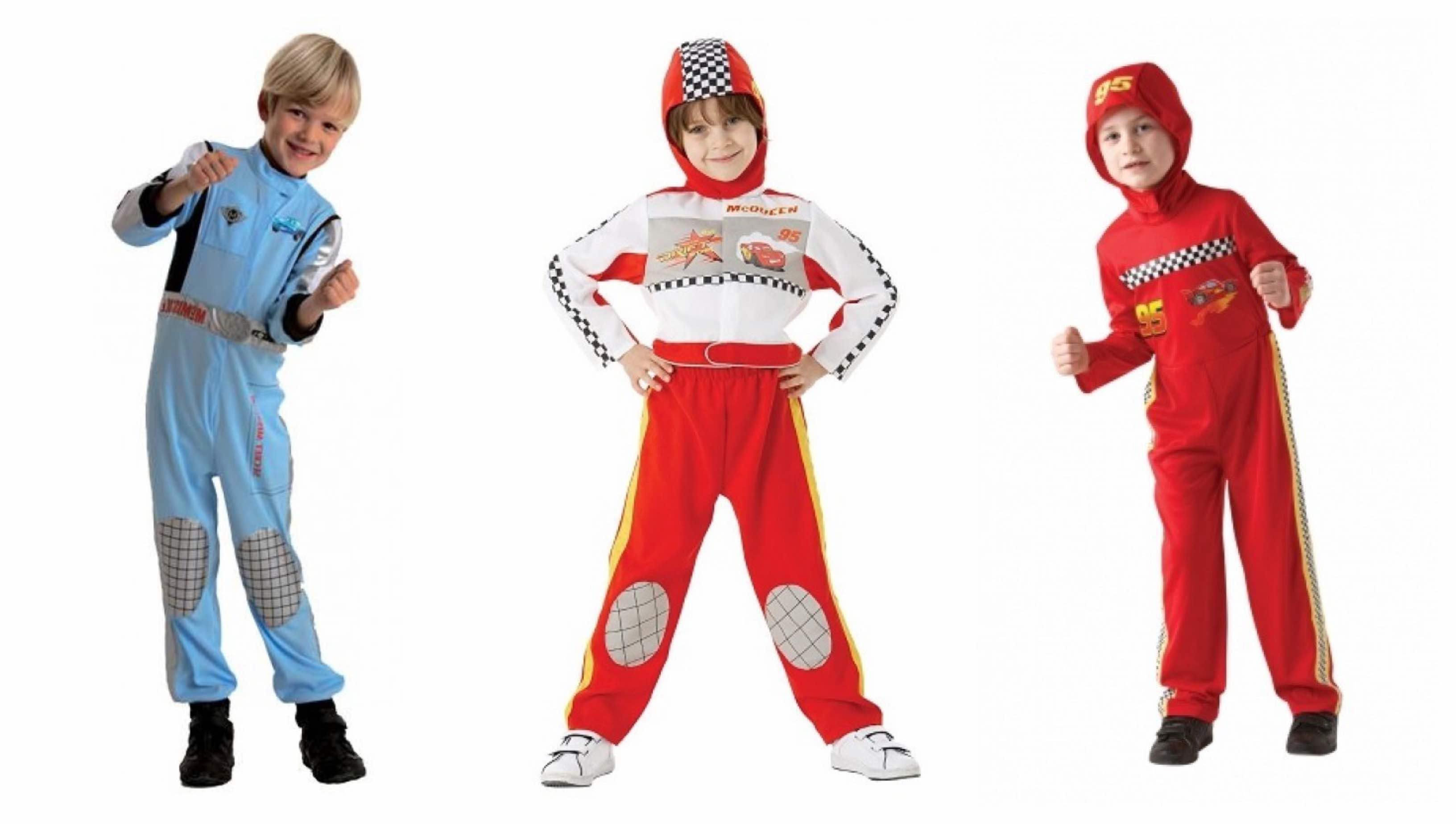 Cars kostumer til børn - Cars kostume til børn