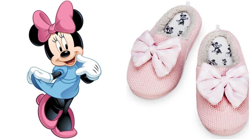 collage 14 800x445 - Minnie Mouse hjemmesko til børn og voksne