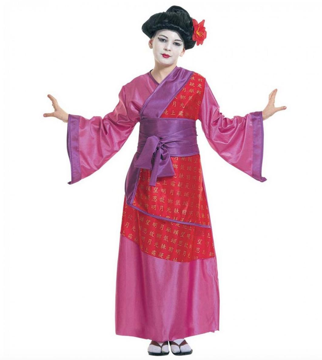 Skærmbillede 2017 10 17 kl. 15.30.24 - Mulan kostume til børn