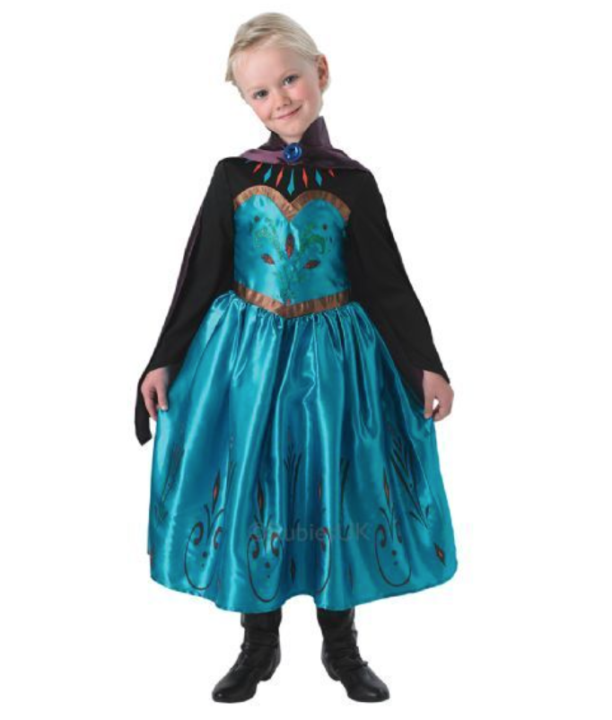 Skærmbillede 2017 10 28 kl. 08.25.03 - Disney prinsesse kostume til børn