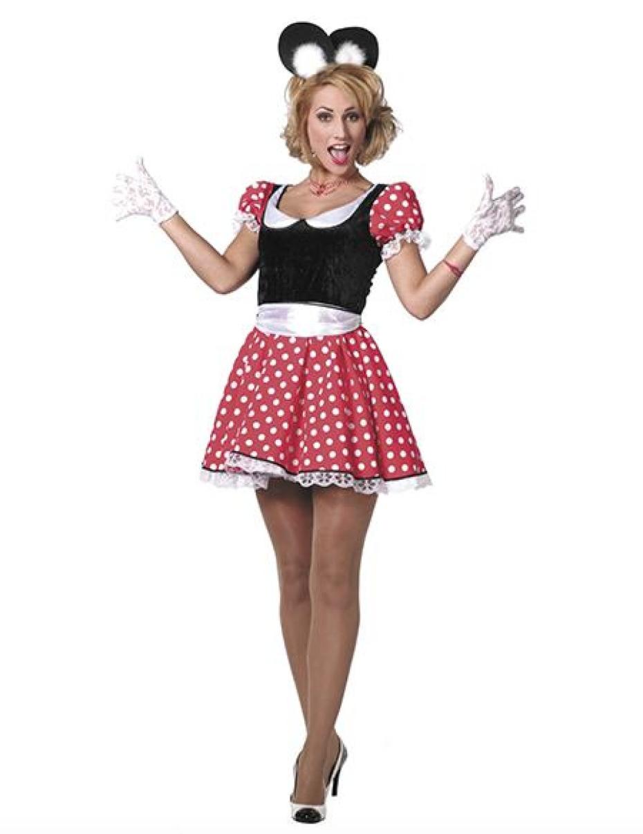 Skærmbillede 2018 01 04 kl. 23.02.12 - Minnie Mouse kostume til voksne