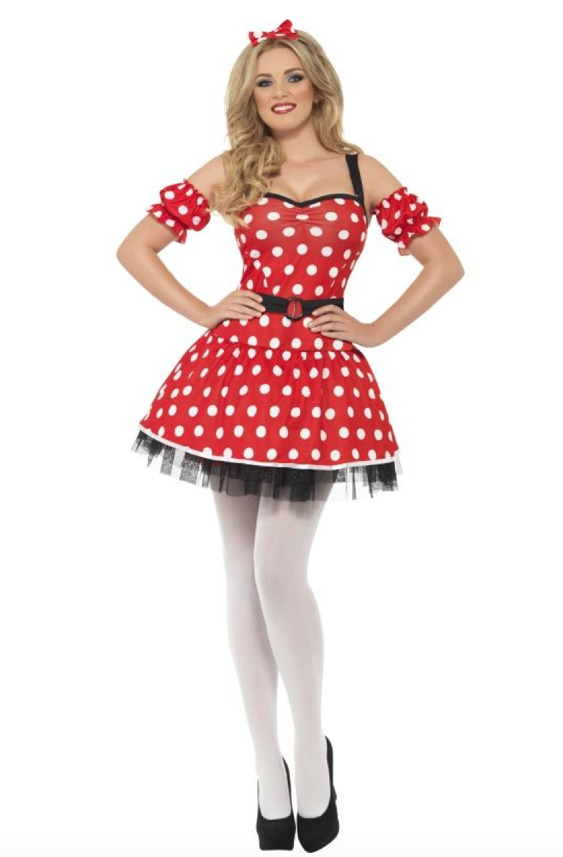 Skærmbillede 2018 01 04 kl. 23.04.18 - Minnie Mouse kostume til voksne