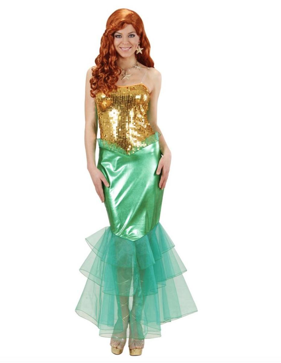 Skærmbillede 2018 01 14 kl. 12.17.04 - Ariel kostume til voksne