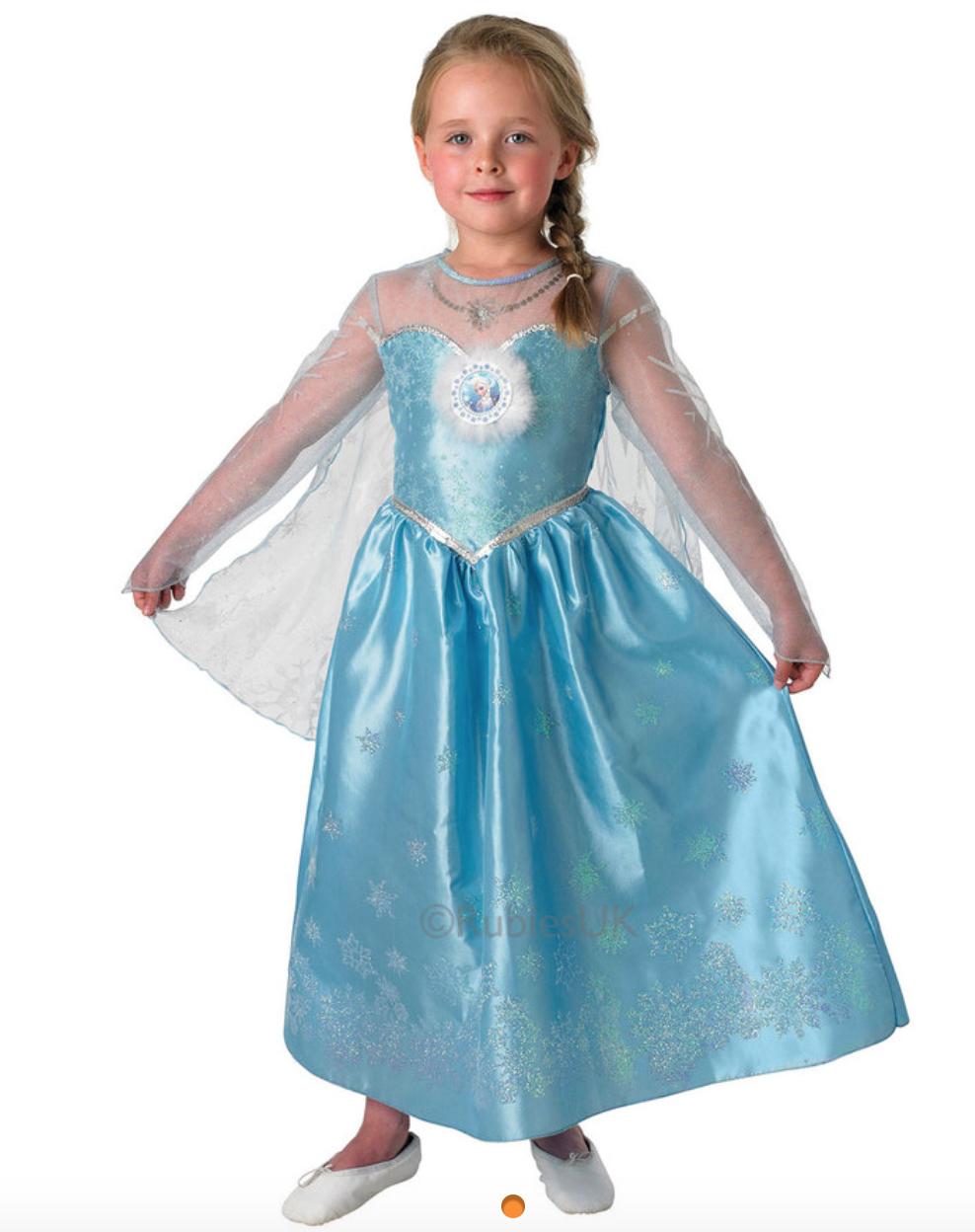 Skærmbillede 2018 09 30 kl. 12.59.14 - Disney prinsesse kostume til børn