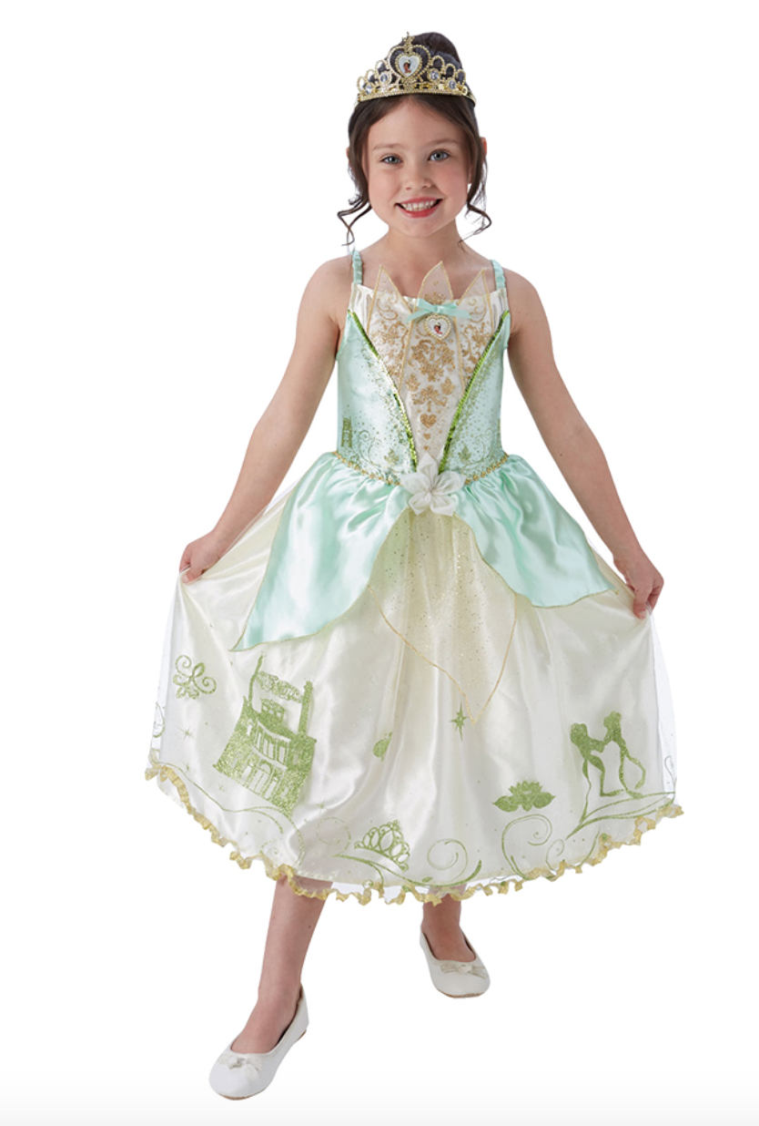 Skærmbillede 2018 12 12 kl. 10.46.05 - Disney prinsesse kostume til børn