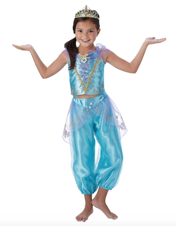 Skærmbillede 2018 12 12 kl. 11.00.54 - Disney prinsesse kostume til børn