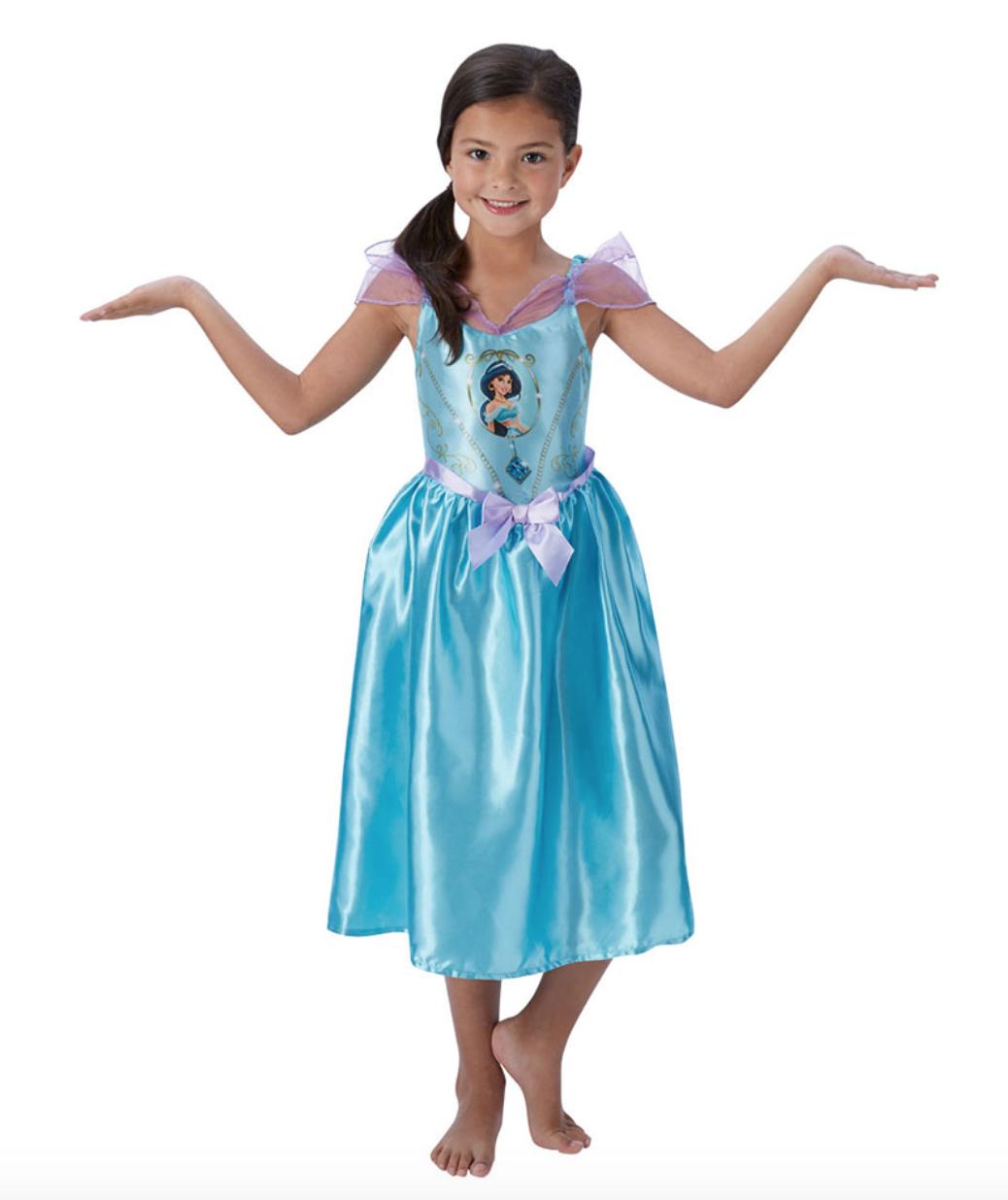 Skærmbillede 2018 12 12 kl. 11.06.04 - Disney prinsesse kostume til børn