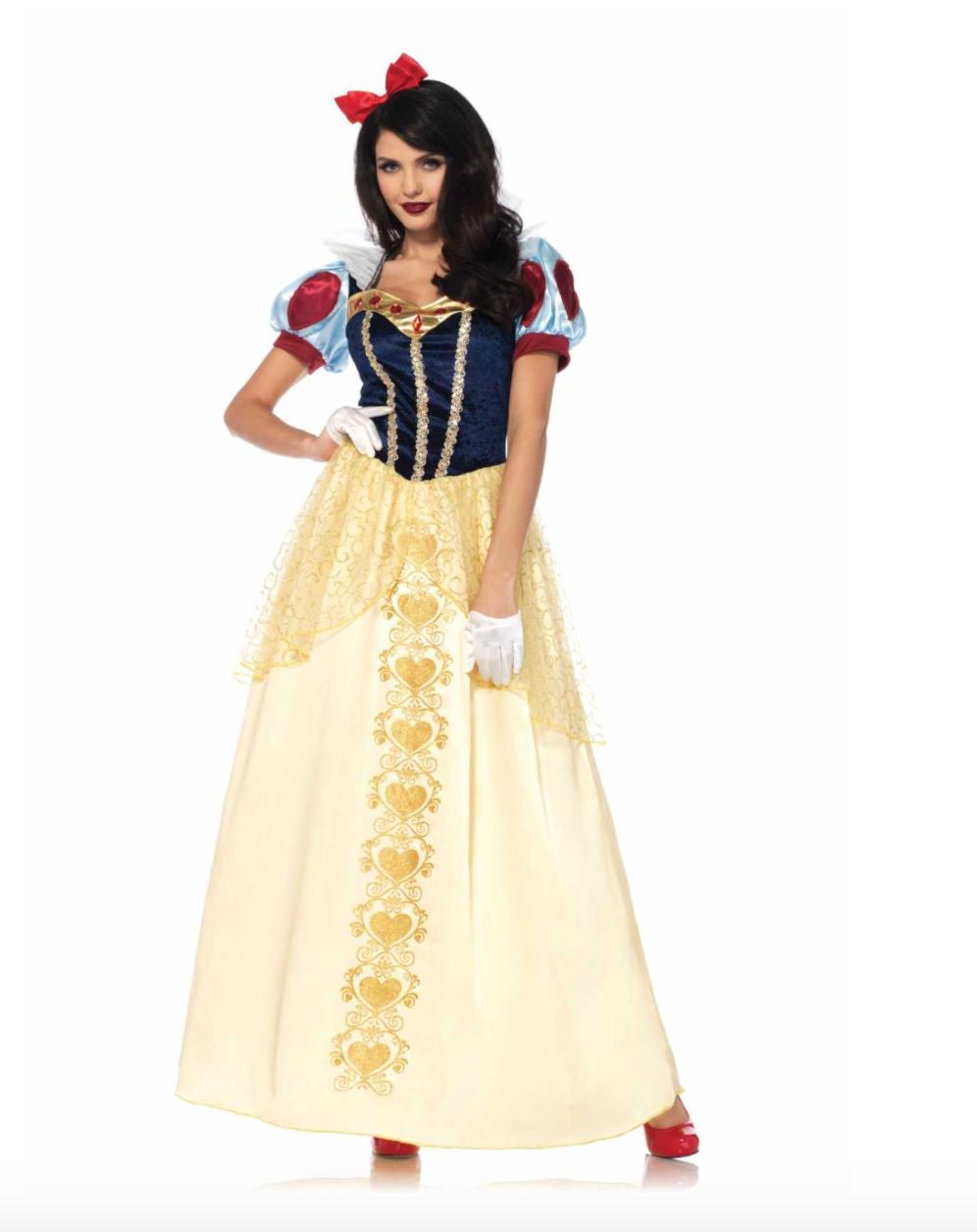 Skærmbillede 2018 12 15 kl. 10.59.22 - Disney prinsesse kostume til voksne