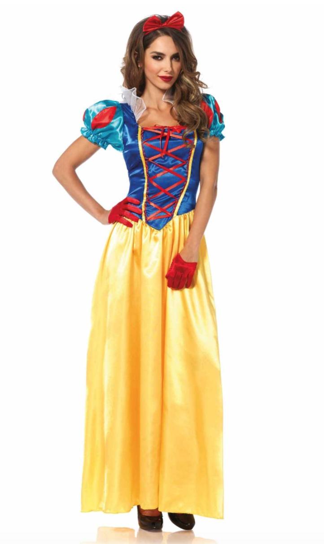 Skærmbillede 2018 12 15 kl. 11.01.07 - Disney prinsesse kostume til voksne
