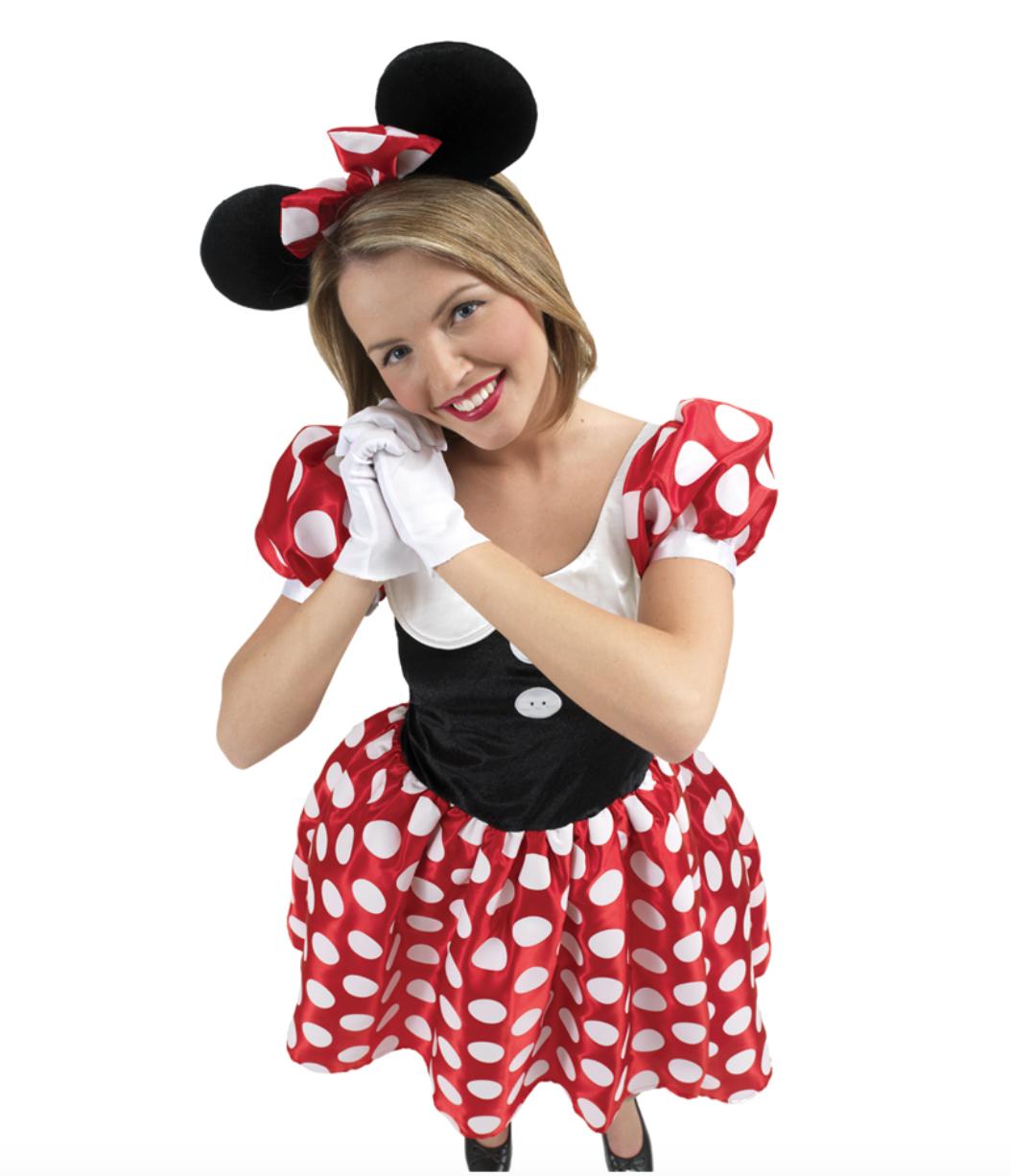 Skærmbillede 2018 12 28 kl. 10.20.56 - Minnie Mouse kostume til voksne