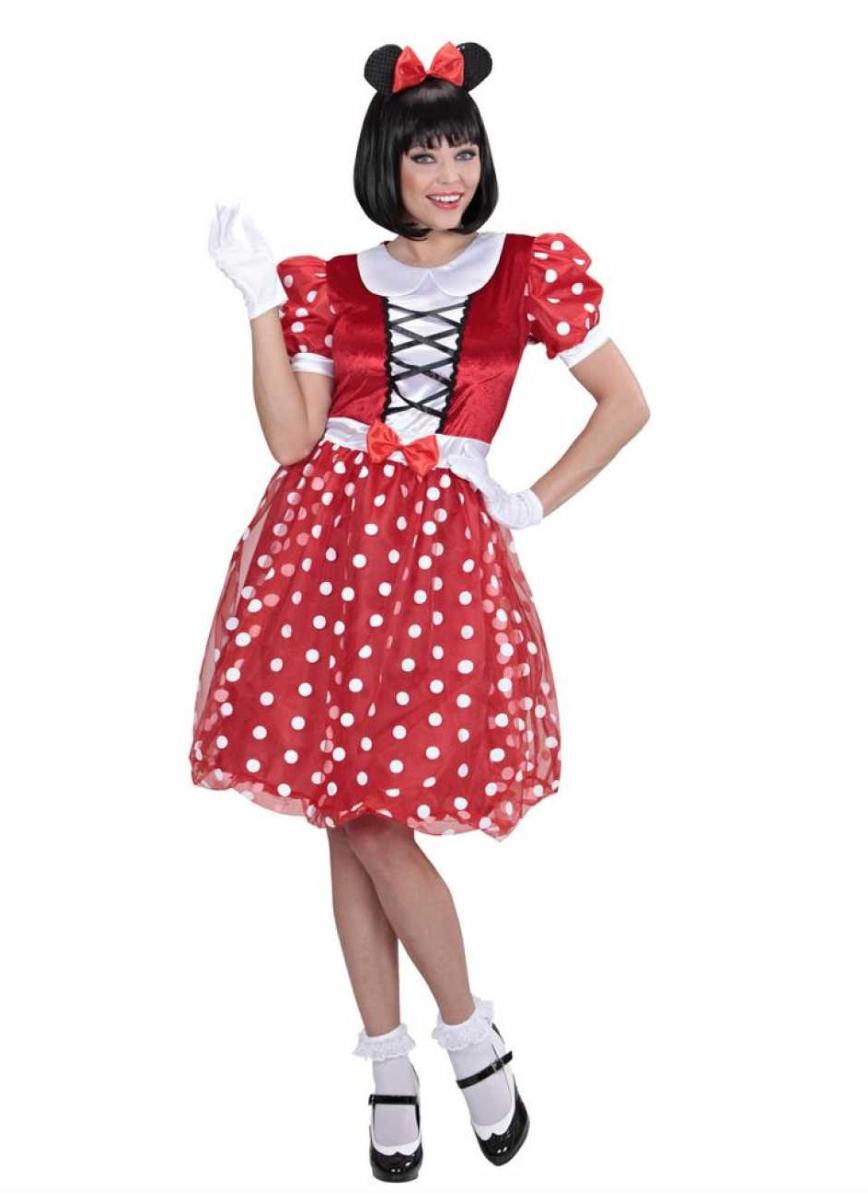 Skærmbillede 2018 12 28 kl. 10.25.56 - Minnie Mouse kostume til voksne