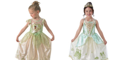 Tiana kostume til børn