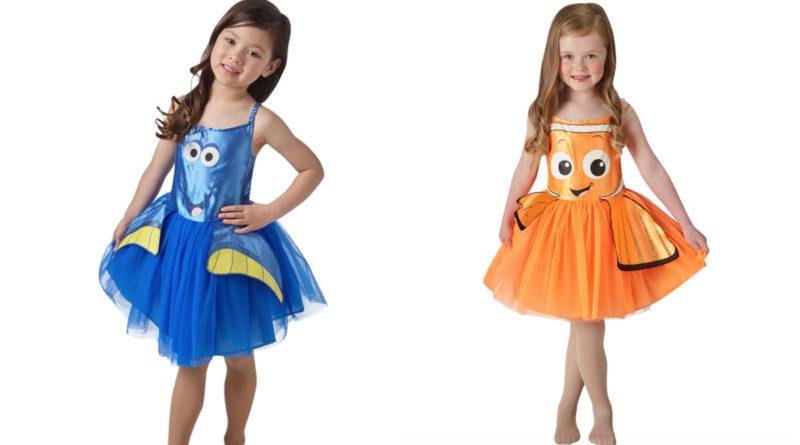 Find Dory kostume til børn