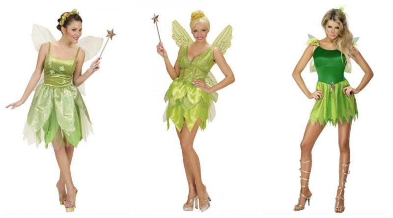 Klokkeblomst kostume til voksne, klokkeblomst udklædning til voksne, klokkeblomst tøj til voksne, klokkeblomst kjole til voksne, klokkeblomst voksenkostumer, disney kostume til voksne, alletiders disney