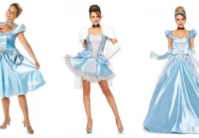 Askepot kostume til voksne