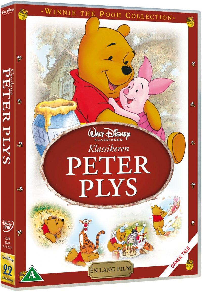 peter plys klassikeren 210852 - Jakob og Peter Plys
