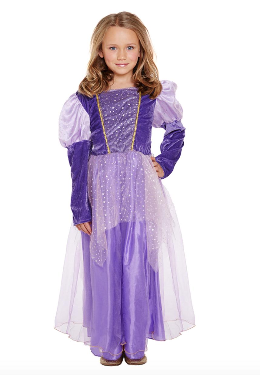 Skærmbillede 2018 12 11 kl. 00.07.17 - Rapunzel kostume til børn