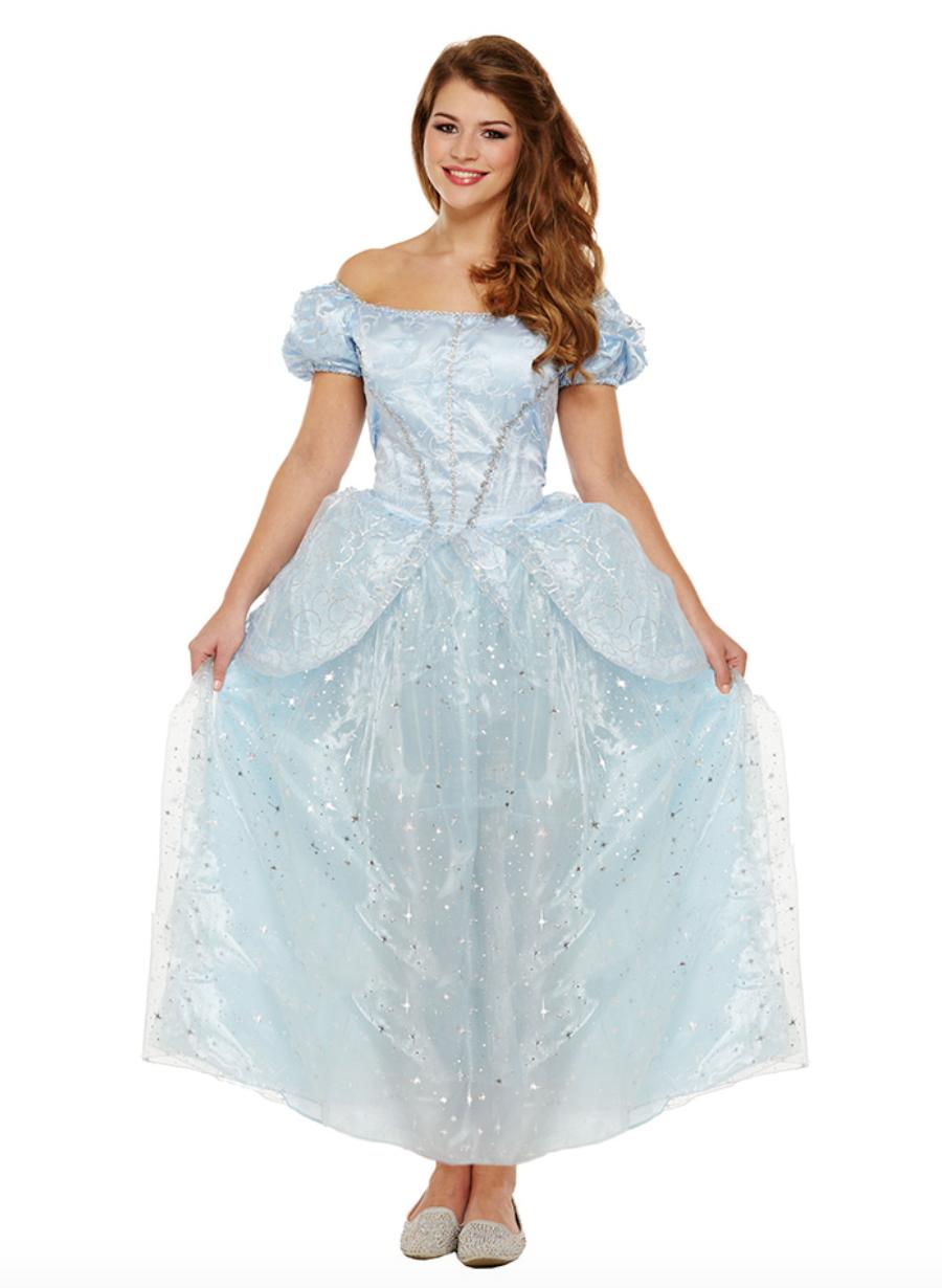 Skærmbillede 2018 12 11 kl. 00.34.47 - Disney prinsesse kostume til voksne