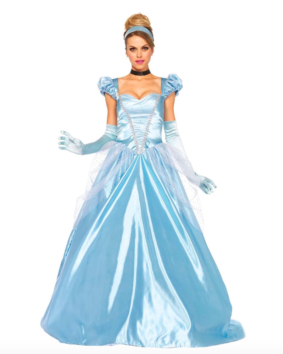 Skærmbillede 2018 12 11 kl. 00.38.40 - Disney prinsesse kostume til voksne