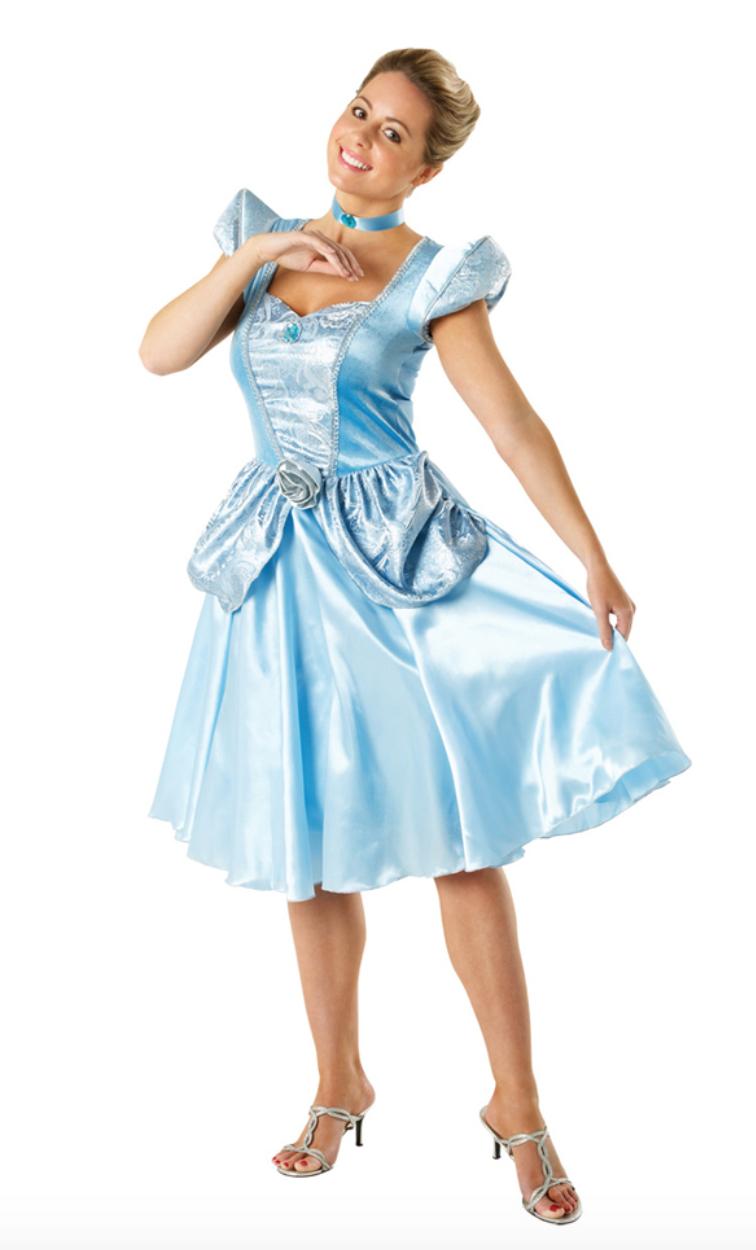Skærmbillede 2018 12 11 kl. 00.40.59 - Disney prinsesse kostume til voksne