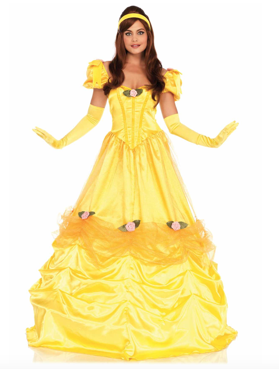 Skærmbillede 2018 12 12 kl. 10.13.00 - Disney prinsesse kostume til voksne