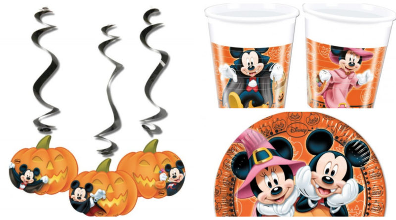 mickey mouse halloween fødselsdag, mickey mouse fødselsdag, mickey mouse temafest, halloween temafest, halloween festartikler, disney halloween, disney festartikler, mickey mouse festartikler, alletiders disney