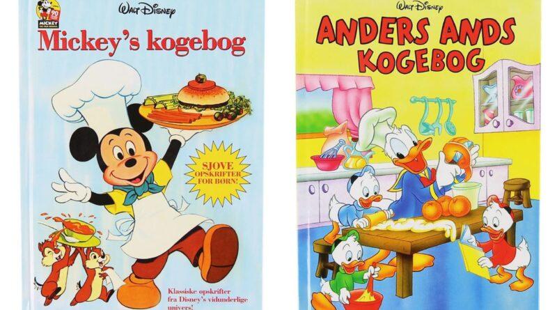 disney kogebøger 800x445 - Disney kogebøger til børn